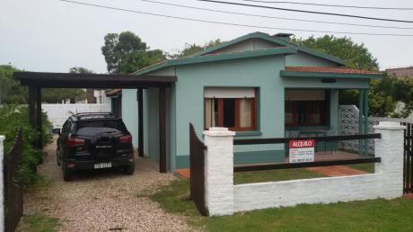 Casa Balneario La Aguada - Dueño Marzo A Diciembre