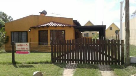 Alquilo Casa X Temporada  En Piriapolis -playa Grande
