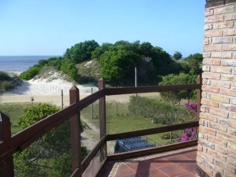 Casa Frente A La Playa Vista Al Mar