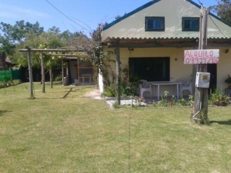 Casa 5 Ambientes Barra De Valizas