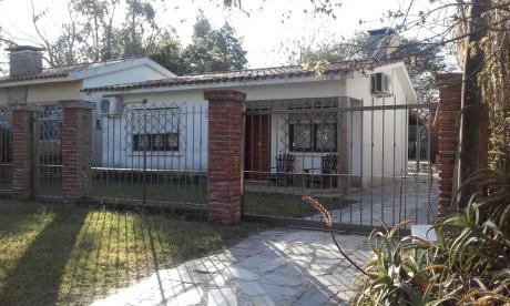 Casa En Las Toscas - Costa De Oro - Canelones