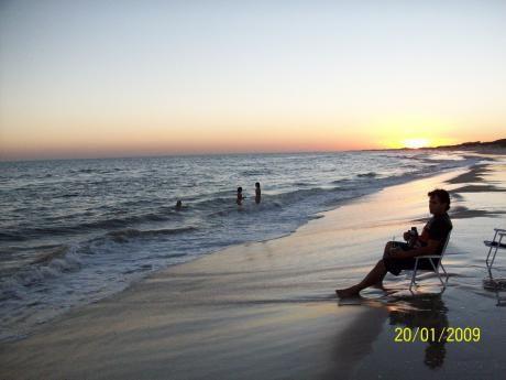 Casa Frente Arroyo Cerca Playa Para 4 Personas 094271972