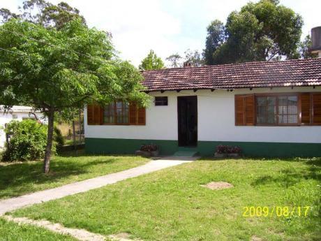 Casa En Santa Lucia Del Este A 2 Cuadras De La Playa