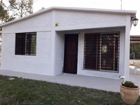 Alquilo Casa En Jaureguiberry