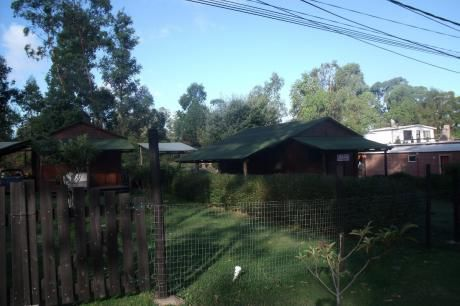 Cabañas En Balneario Buenos Aires