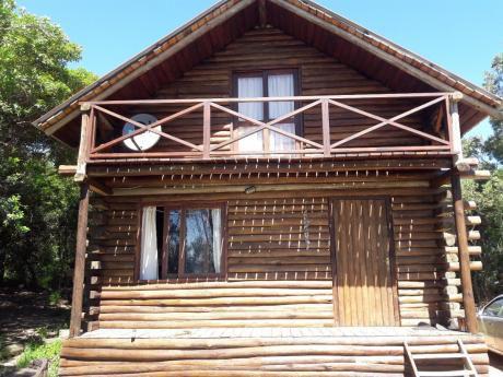 Cabaña De Troncos Muy Acogedora