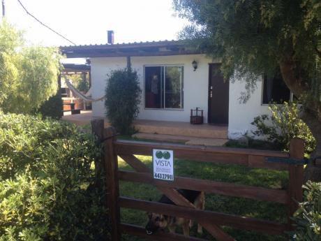 Punta Negra:  Hermosa Casa Esquina Equipada Para 5 Personas