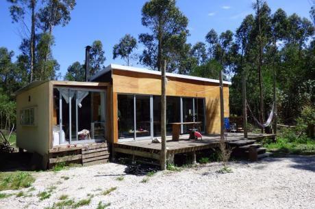 Casa 3 Ambientes, A 2 Cuadras De La Playa, Entorno Tranquilo