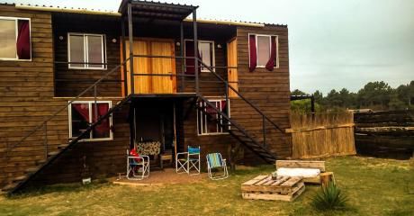 Hostel Green Door En Punta Del Diablo Temporada 2017