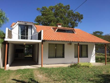 Alquiler Casa San Luis - 3 Dorm. - 1 Cuadra De La Playa