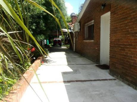 Casa Con Jardín A 150 Mts De Playa Mansa