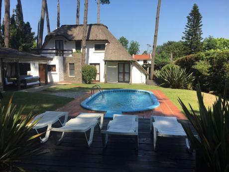 Casa Pinares De Punta Del Este 15/2 Al 28/2 U119170 2600