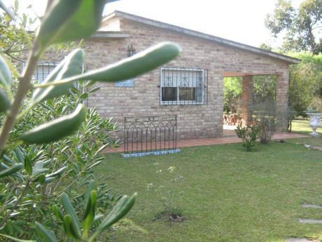 Hermosa Casa En Balneario Bello Horizonte! Gastos Incluidos!