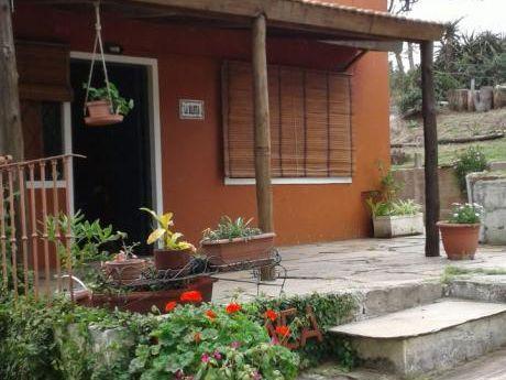 Casa Muy Cómoda Para Alquilar Por  Semana En Cuchilla Alta