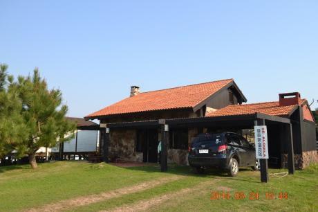 Punta Del Diablo, Casa Muy Completa, Zona Tranquila Familiar