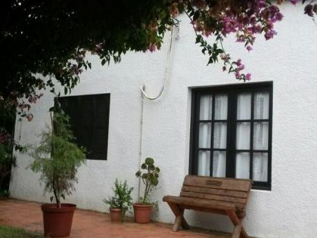 Alquilo Casa En La Paloma.