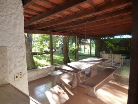 Casa Familiar En Playa Verde Con Barbacoa única Y Jardín Arb