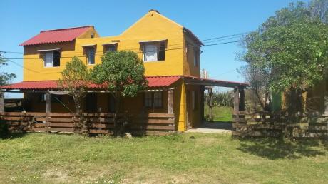 Casa Bitacora A 1c De Playa Los Botes Y El Cabito  Buenicimo