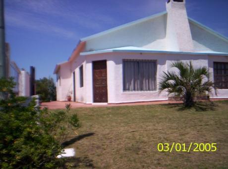 Alquilo Casa 2 Dor. En Pta Negra A 30 Mtrs De La Playa Quin