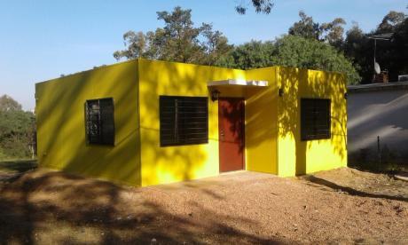 Casa A Estrenar 2 Dormitorios Excelente Precio