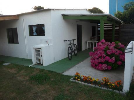 Apartamento A 1 Cuadra De La Playa Para 4 Personas En La Pal