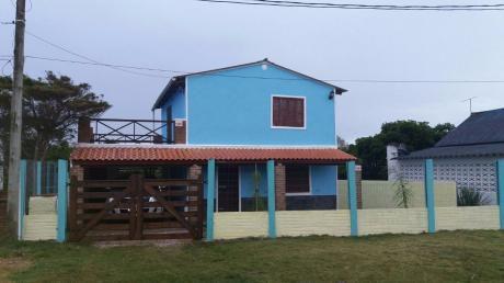 Comoda Casa En Balneario Arachania  Prox A Parada 19b Promoción Especial!!