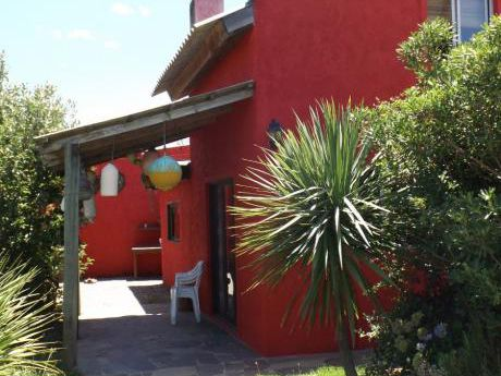 Casa Ubicada En La Entrada De Punta Del Diablo