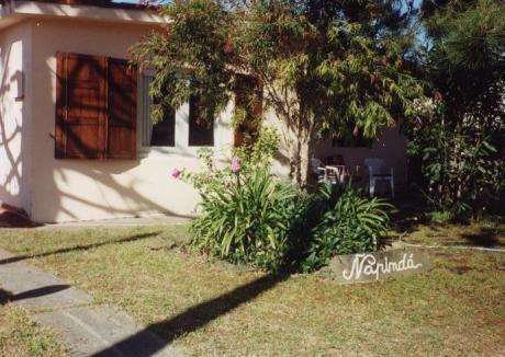 Alquilo Casa De Tejas 3 Dormitorios La Aguada
