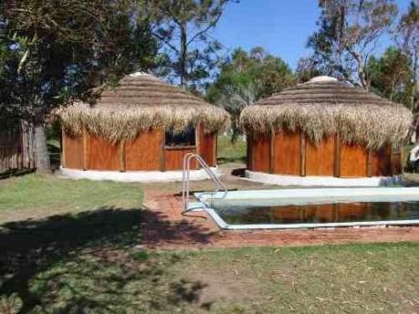 Alquilo Cabañas En Playa Grande- Piriápolis