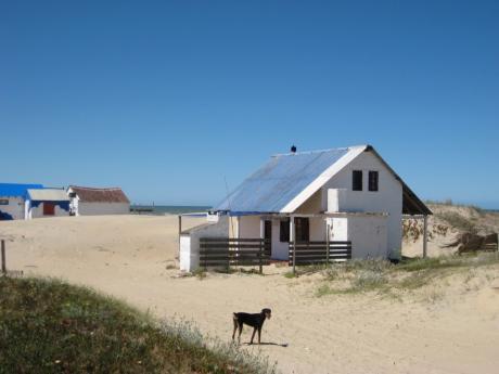 Cantoarena, Hermosa Casa  En La Playa De Barra De Valizas