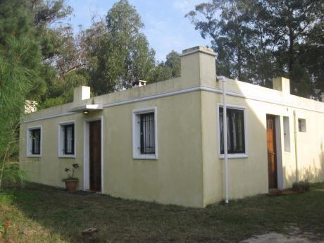 Casa Pinares 3 Dorm 2 Baños A 6 De La Playa