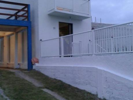 Casa En Alvorada (barra Del Chuy) Una Cuadra De La Playa
