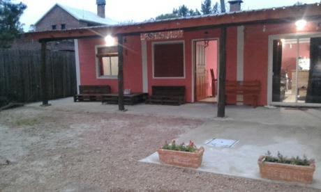 Casa Para 6 Personas A 50mts De La Rambla!!