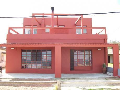 Alquilo Casa De Playa En Cuchilla Alta Enfrente Al Mar