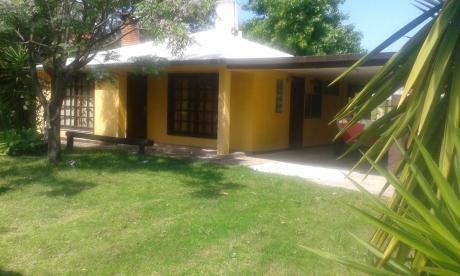 Casa Amplia Enero No (frente Y Fondo) 3 Cuad De Playa