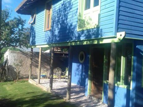 Alquilo Casa  Santa Lucia Del Este Acepto Tarjeta