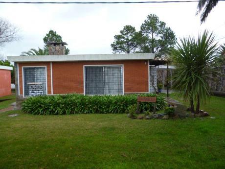 Alquilo Casa En Punta Fria