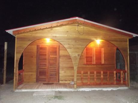 Cabania La Soniadita 2 Dormitorios - Barra De  Chui - Brasil