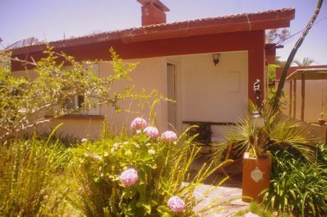 Casa En Alquiler A 50 Mts De La Playa Costa Azul - Rocha