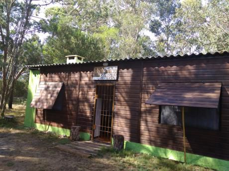 Cabaña-barbacoa En La Esmeralda Para 6 Personas