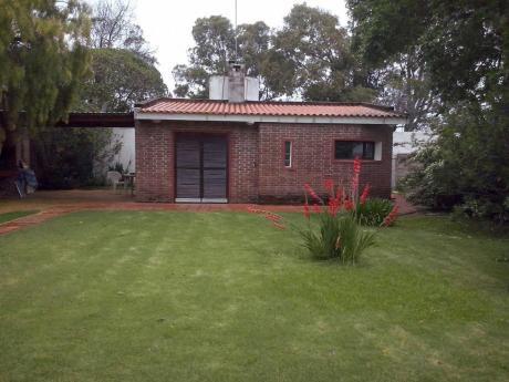 Casa 2 Ambientes 2 Baños Y Parrillero