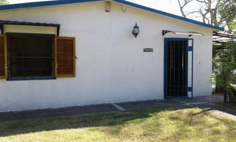 Casa En Alquiler Temporada En Santa Lucía Del Este