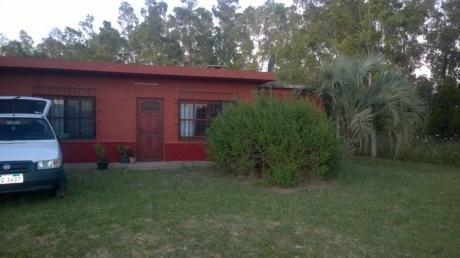 Casa Sobre Ruta Interbalnearia, Cerca De P. Del Este