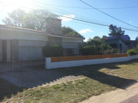Alquiler Casa En La Aguada - Rocha (la Paloma)