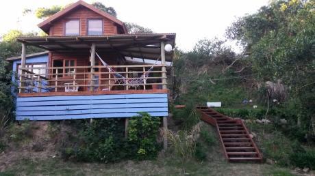 Cabaña En Antoniopolis P/ 4 O 5 Personas.