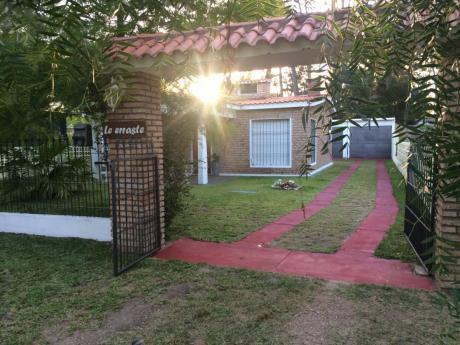 Excelente Casa Chalet  Grande Ideal Dos Familias