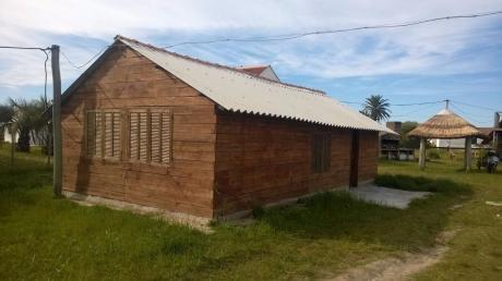 Cabaña En Barra Del Chuy