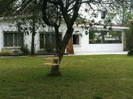 Alquiler Casa En Pinamar