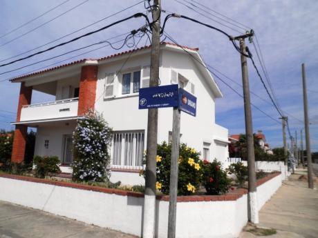 La Paloma,ideal Familias,3dorm,2 Baños A 150mts De La Playa