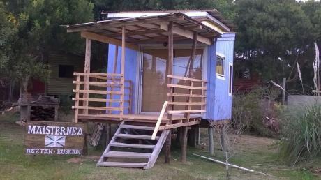 Cabaña En Punta Del Diablo